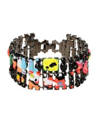 Tom Binns | Black Bracelet | Lyst
