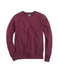 J.Crew - Purple Sunfaded Sweatshirt for Men - Lyst