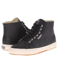 Superga | Black 2095 Nappa | Lyst