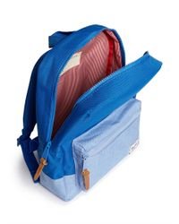 Herschel Supply Co. - Blue Settlement' Colourblock Kids Backpack for Men - Lyst