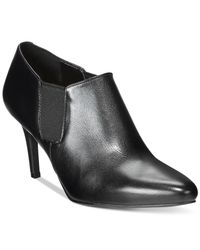 Cole Haan | Black Maxfield Shooties | Lyst