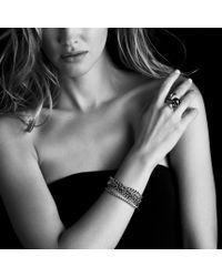 David Yurman | Metallic Color Classics Ring with Citrine | Lyst