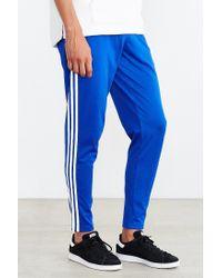 Adidas Originals - Blue Originals Reflective Snake Superstar Track Pant for Men - Lyst