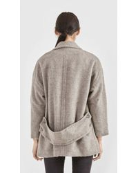 Rachel Comey - Gray King Coat - Lyst