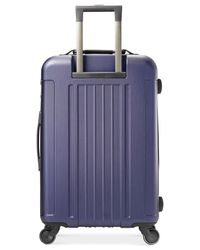 "Hartmann | Blue Closeout! 50% Off Modern Vigor 30"" Extended Journey Hardside Spinner Suitcase 