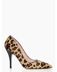 kate spade new york - Multicolor Licorice Heels - Lyst