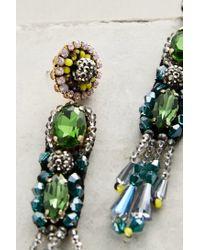 Anthropologie - Green Fantasque Drops - Lyst