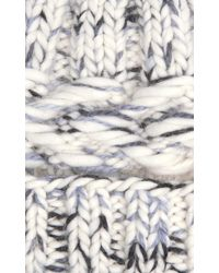 Rebecca Taylor - White Eugenia Kim Marley Knit Hat - Lyst