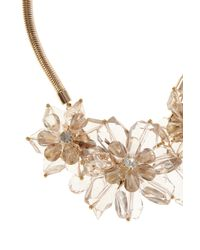 Coast - Multicolor Freya Floral Necklace - Lyst