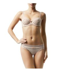 Huit - Natural De L'air Bikini Briefs - Lyst