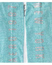 Aéropostale | Blue Long Sleeve Bklyn Bling Baseball Tee | Lyst