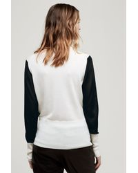 Rag & Bone - Black Marissa Top - Lyst