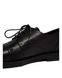 Achilles Ion Gabriel - Black Embroidered Shoes - Lyst