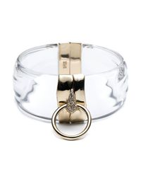 Alexis Bittar - Multicolor Encrusted Ring Hinge Bracelet You Might Also Like - Lyst