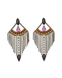 Lionette | Multicolor Tlv Earrings | Lyst