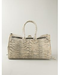 Golden Goose Deluxe Brand | Natural Paula Printed Tote | Lyst