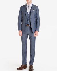 Ted Baker - Blue Linen Shirt for Men - Lyst