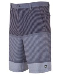 Rip Curl | Blue Mirage Ignition Boardwalk Shorts for Men | Lyst