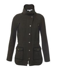Veronica Beard - Green Army Jacket - Lyst