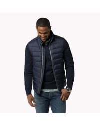 Tommy Hilfiger | Blue Big & Tall Gilet for Men | Lyst