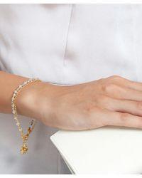 Astley Clarke | Metallic Labradorite Star Anise Biography Bracelet | Lyst