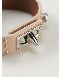 Givenchy - Natural Twist Lock Bracelet - Lyst