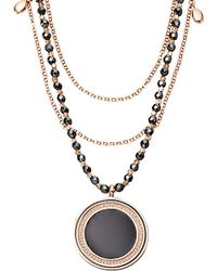 Astley Clarke | Black Hematite Cosmos Biography Necklace | Lyst