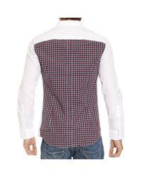 Iceberg - White Shirt for Men - Lyst