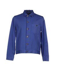 Paul Smith - Blue Jacket for Men - Lyst