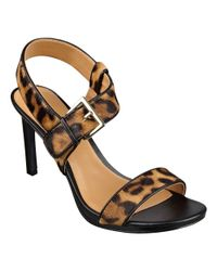 Nine West - Multicolor Millicent Open Toe Sandals - Lyst