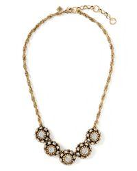Banana Republic | Metallic Santa Monica Delicate Necklace | Lyst