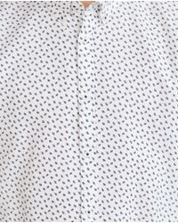 Zara | White Oxford Shirt for Men | Lyst