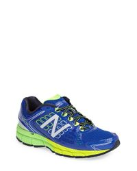 New Balance | Green '1260 V4' Running Shoe for Men | Lyst