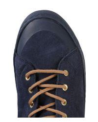 Napapijri | Blue Sneakers | Lyst