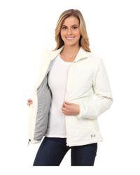 Under Armour | White Ua Cgi Micro Jacket | Lyst
