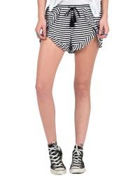 Volcom - Black 'moon Rising' Shorts - Lyst