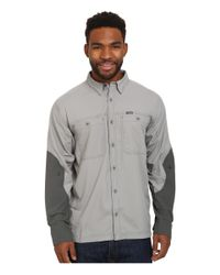 Patagonia | Gray Lightweight Field Shirt for Men | Lyst