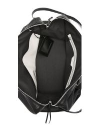 Rag & Bone | Black Flight Weekender Duffel Bag | Lyst
