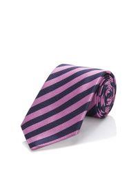 BOSS - Black 'tie 6 Cm' | Slim, Silk Patterned Tie for Men - Lyst