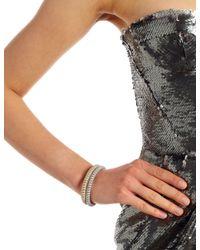 Carolina Bucci | Metallic White Gold/silver Twister Bracelet | Lyst