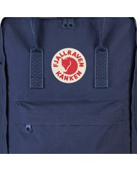 Fjallraven - Blue 23510 Kanken Backpack for Men - Lyst