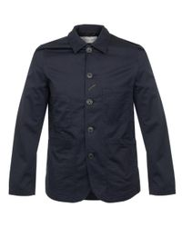 Universal Works | Blue Bakers Navy Twill Jacket 16102 for Men | Lyst