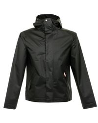 Hunter | Original Vinyl Black Windcheater Mro4145Vad for Men | Lyst