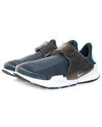 496f5472ab24 Lyst - Nike Sock Dart Squadron Blue Shoe 819686 404 in Blue for Men