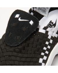 Nike - Air Woven - Black/White - Lyst