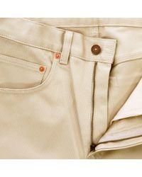 Levi's - Multicolor Levis Vintage 1960S 519 Bedford Fog Trousers 51860001 for Men - Lyst