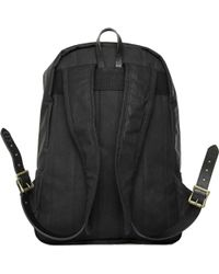 Filson - Black Journeyman Backpack for Men - Lyst