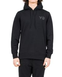 Y-3 - Multicolor Logo Hoodie for Men - Lyst