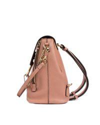 Chloé Multicolor Small Faye Backpack