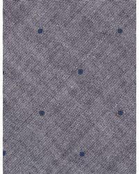 Ben Sherman - Gray Chambray Spot Tie for Men - Lyst